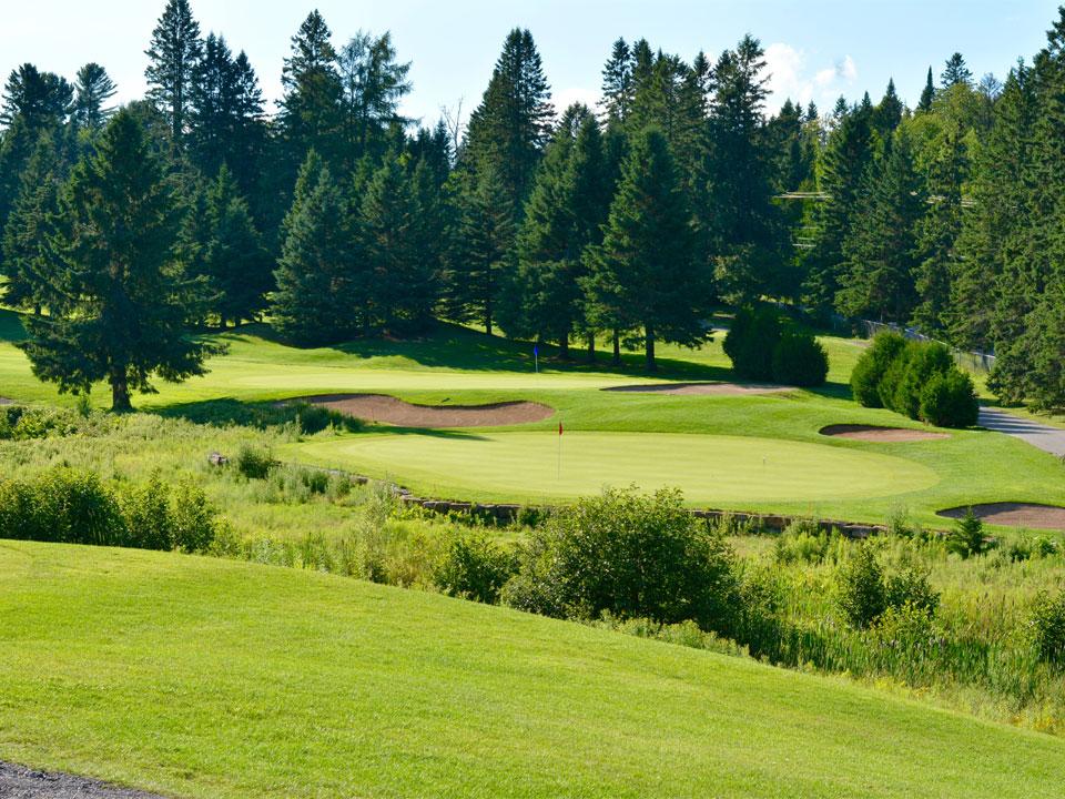 Terrain de golf - Club de golf Val-Morin